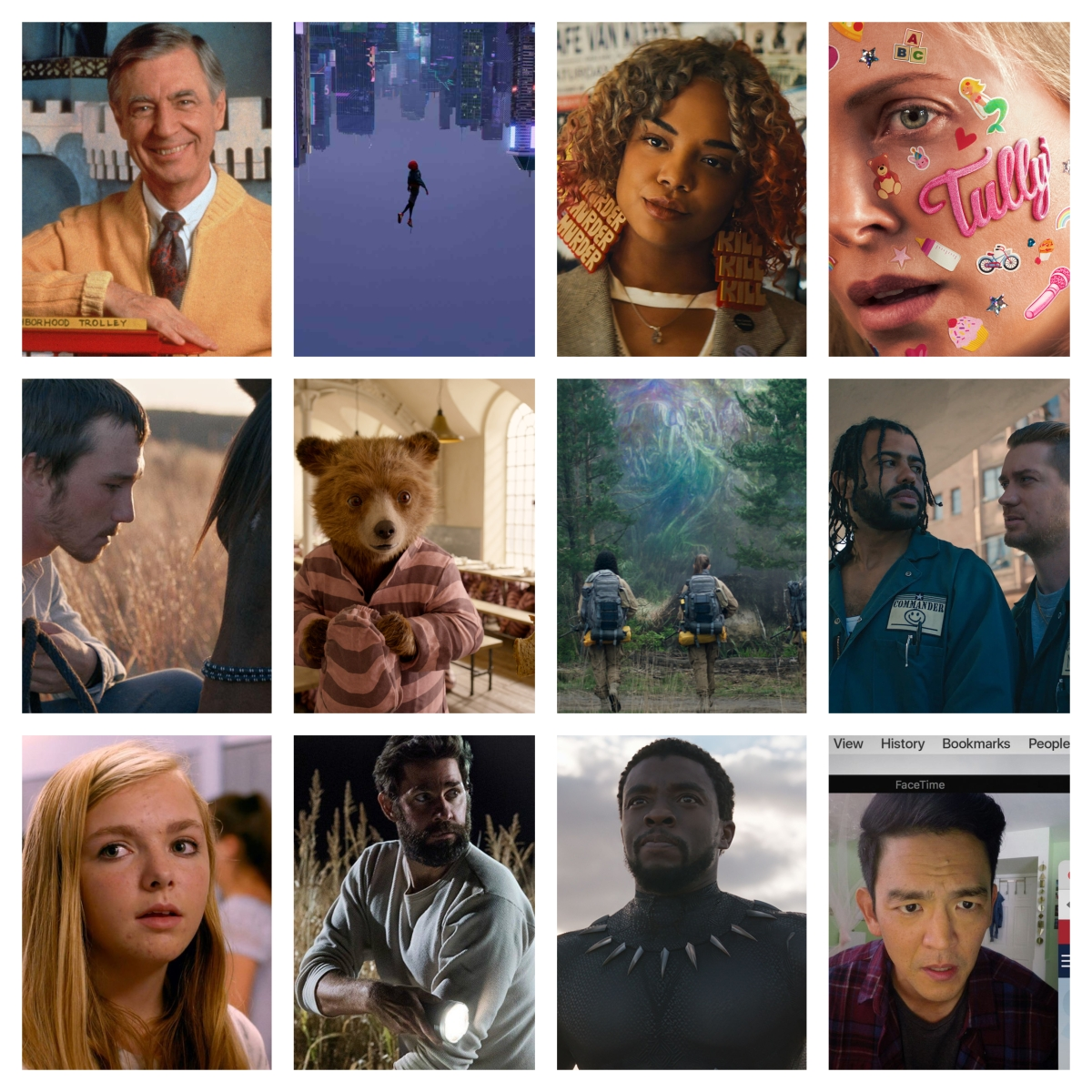 The Best 12 Films of 2018